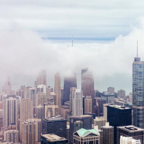 Tall buildings - City Landscape