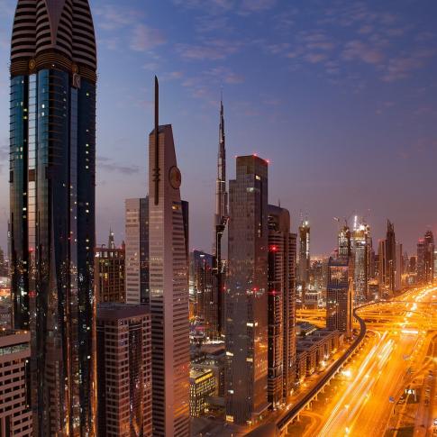 Dubai Mena